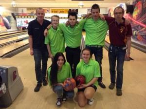 Juniorenteam 3e plaats in landelijke finale 2014-2015